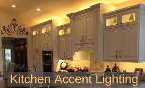 how to put lights above cabinets 6 types of kitchen accent lighting lighting tutor