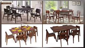 Six Seater Dining Table And Chairs Dining Table Dining Table Set 6 Seater Wooden