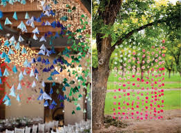 outdoor tree decorations for weddings 8360