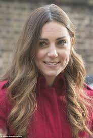 grey streaks in hair the duchess of cambridge displays her greys has kate been too busy