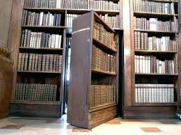 Secret Door Bookcase Bookcase Build Secret Passage Bookcase Secret Passage Bookcase