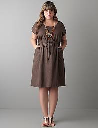 plus size shirt dress dressed up