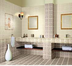 elegant bathroom floor and wall tile ideas with picking the best