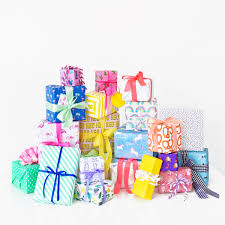 gift wrap paper six awesome birthday gift wrap pairings studio diy