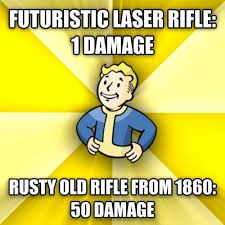 Funny Fallout Memes - 30 of the most ridiculous exles of fallout logic video games