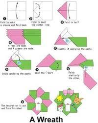 origami ornaments rainforest islands ferry