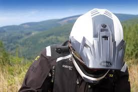 motocross helmet review bell mx 9 adventure dual sport helmet review adv pulse