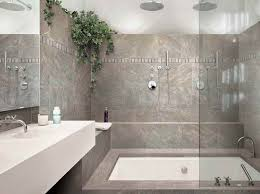 Small Bathroom Tile Ideas Bathroom Tiles Ideas For Small Bathrooms With Grey Ceramic Wall