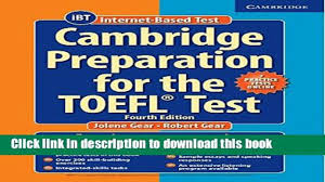 download book cambridge preparation for the toefl test book with