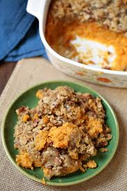 easy thanksgiving casseroles easy sweet potato casserole the country cook