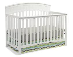 How To Convert A Graco Crib Into A Toddler Bed Graco Charleston Convertible Crib White Baby