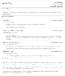 resume format for word microsoft resume format resume format free in ms word for
