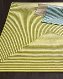 Yellow Striped Rug Yellow Striped Outdoor Rug Envialette