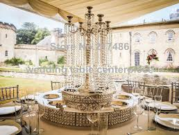 chandelier centerpieces 4 table top chandelier centerpieces for weddings