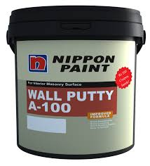 wall putty wall putty a 100 nippon paint