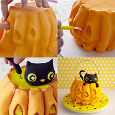 Halloween Cakes Ideas Decorations by Eye Catching Fondant Cake Ideas How Ornament My Eden
