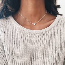 silver plated collar necklace images Cheap collar silver necklace find collar silver necklace deals on jpg