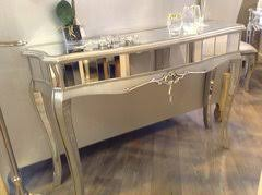 Venetian Console Table Console Tables Luxelivingfurniture Com Mirrored French