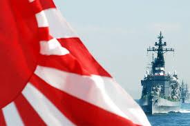 Japanese Navy Flag Nationalism Fuels East Asian Island Disputes U2013 Atlantic Sentinel