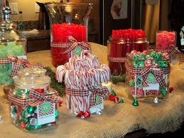 christmas candy buffet ideas the living muse december 2010