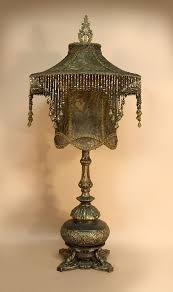536 best lampshades images on pinterest victorian lamps antique