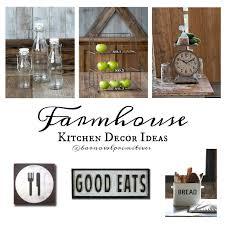 Farmhouse Kitchen Decor Ideas Farmhouse Kitchen Decor Ideas Barn Owl Primitives
