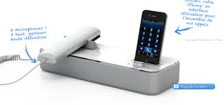 gadget bureau gadget de la semaine invoxia revisite la téléphonie au bureau