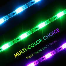 led strip lights for tv 46 off megullabias lighting kit accent ambient lighting pre cut