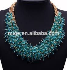 necklace beaded designs images Bead necklace designs transparent beads handmade necklace gold jpg