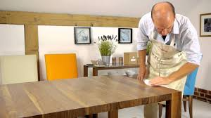 dining room table protector how to repolish your dining table youtube