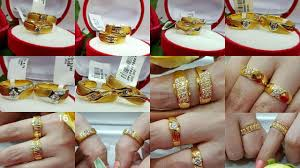 rings gold wedding images Gold engagement rings gold couple wedding rings designs jpg