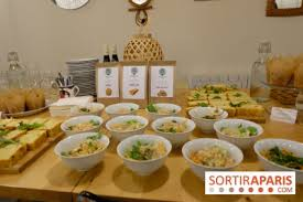 Cheap Lunch Buffet by Healthy And Cheap Restaurants In Paris