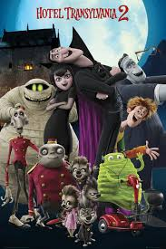 hotel transylvania 2 cast poster sold europosters
