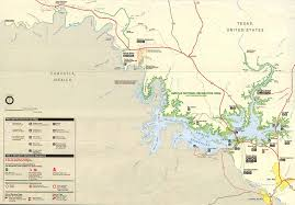 Indian Cave State Park Map by