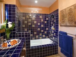 Mexican Bathroom Ideas Bathroom Mexican Tile Bathroom Tile