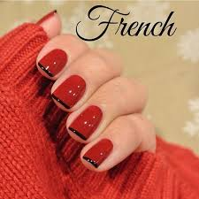 17 fresh and fashionable red nail designs 12 red nails with