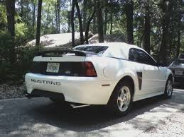 Silver Mustang Black Rims Black Spoiler On Silver Car V6 Mustang Forums