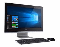 ordinateur de bureau acer aspire acer aspire z3 715 001 achetez au meilleur prix