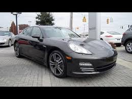 porsche 4 review 2011 porsche panamera 4 3 6 start up engine and in depth review