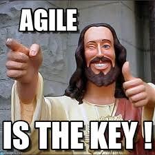 Agile Meme - agile jesus meme on memegen