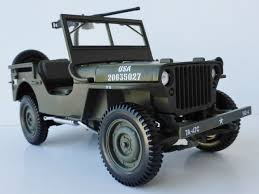 matchbox jeep willys willys jeep military vehicle us army 1942 1 18 norev 189011 usa tp