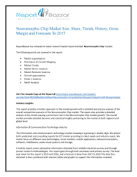 sample of swot analysis report neuromorphic chip market analysis opportunities sales gross neuromorphic chip market analysis opportunities sales gross margin outlook and forecast 2022 by tushar desale issuu