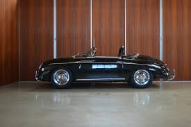 vintage porsche 356 1955 porsche 356 speedster u2013 workshop 5001