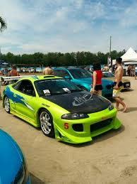 mitsubishi eclipse fast and furious showcar build my almost perfect fast and furious rep eclipse