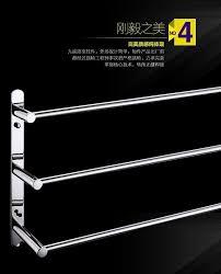 60cm Length 304 Stainless Steel Towel Ladder Towel Rack
