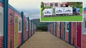 top private sets up portacabins for 31 000 a year boarding