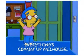 Millhouse Meme - the simpsons frinkiac meme machine highsnobiety