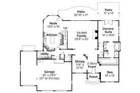 28 european floor plans craftsman european house plan 82166