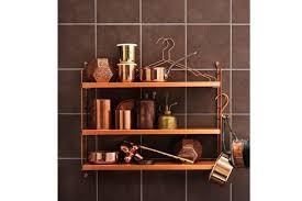 cuivre cuisine en images tendance cuivrée en cuisine