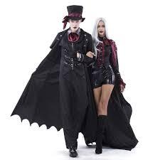 Dracula Halloween Costume Buy Wholesale Gothic Vampire Halloween Costumes China